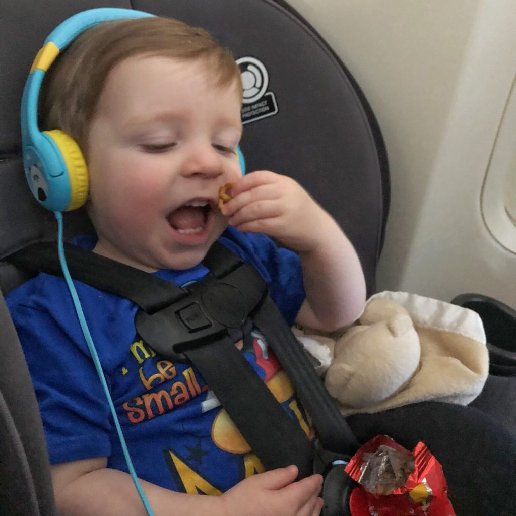 Flying with a toddler snacks reasons to travel with a baby or toddler Toddling Traveler