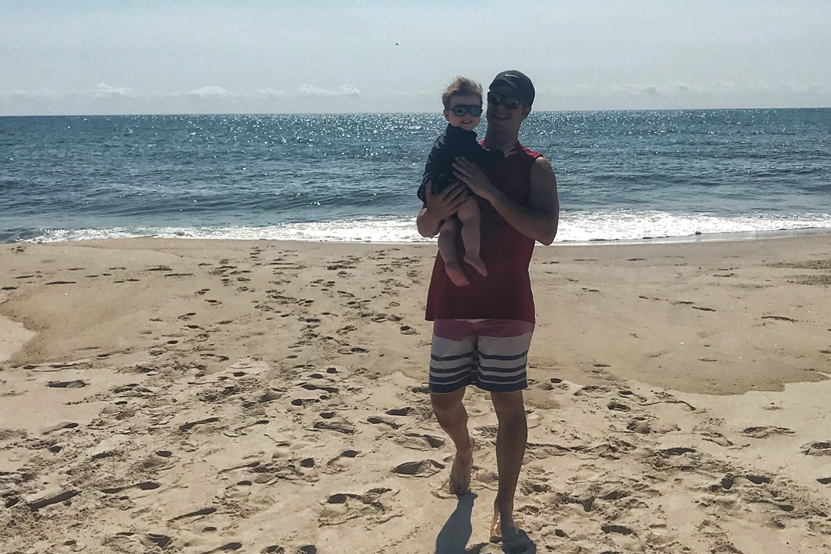 Beach Essentials for Baby Things to do in Ocean City MD with Kids Toddling Traveler