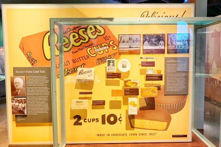 Hershey Story Museum Experience Weekend in Hershey Toddling Traveler