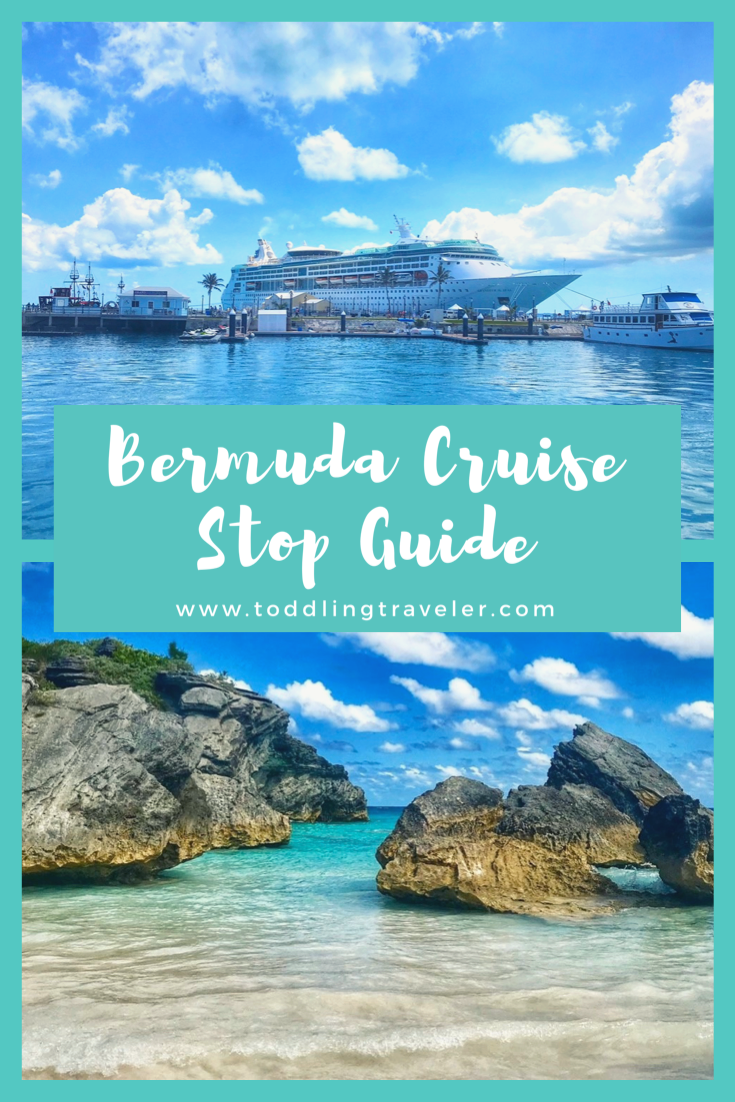Things to Do on a Bermuda Cruise Stop Guide Toddling Traveler