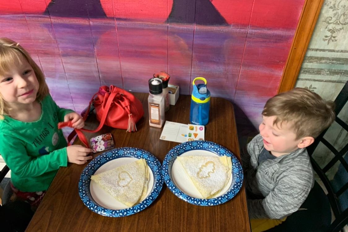 Au Bon Lieu Kid-Friendly Restaurants in Hershey, PA Toddling Traveler