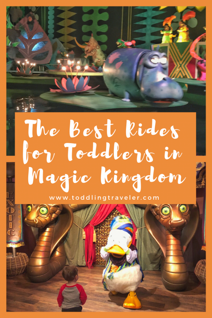 Best Magic Kingdom Rides for Toddlers Toddling Traveler