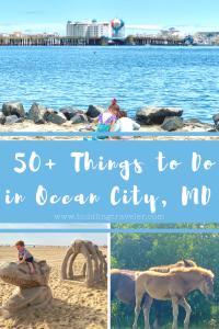 Pinterest Ocean City, MD Things to Do Toddling Traveler