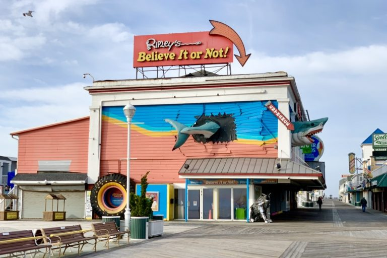 Ripley's Believe it or Not Kid-Friendly Things to do in Ocean City, MD Toddling Traveler