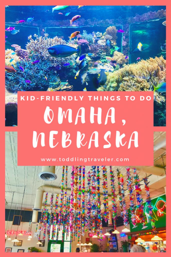 Pinterest Things to do with Kids in Omaha, Nebraska Toddling Traveler