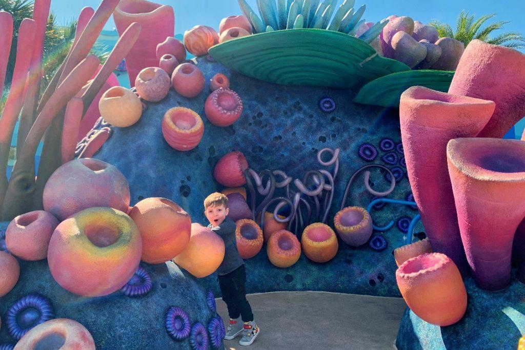 Coral Reef Playground Art of Animation Resort Toddling Traveler