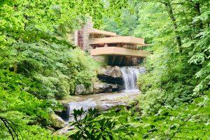 Fallingwater Laurel Highlands PA Weekend Trips from Pittsburgh Toddling Traveler