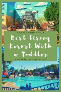 Best Disney Resort for Toddlers Toddling Traveler