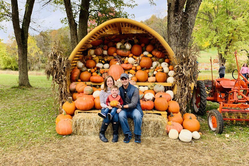 Harvest Valley Farms Fall Festival Near Pittsburgh Toddling Traveler