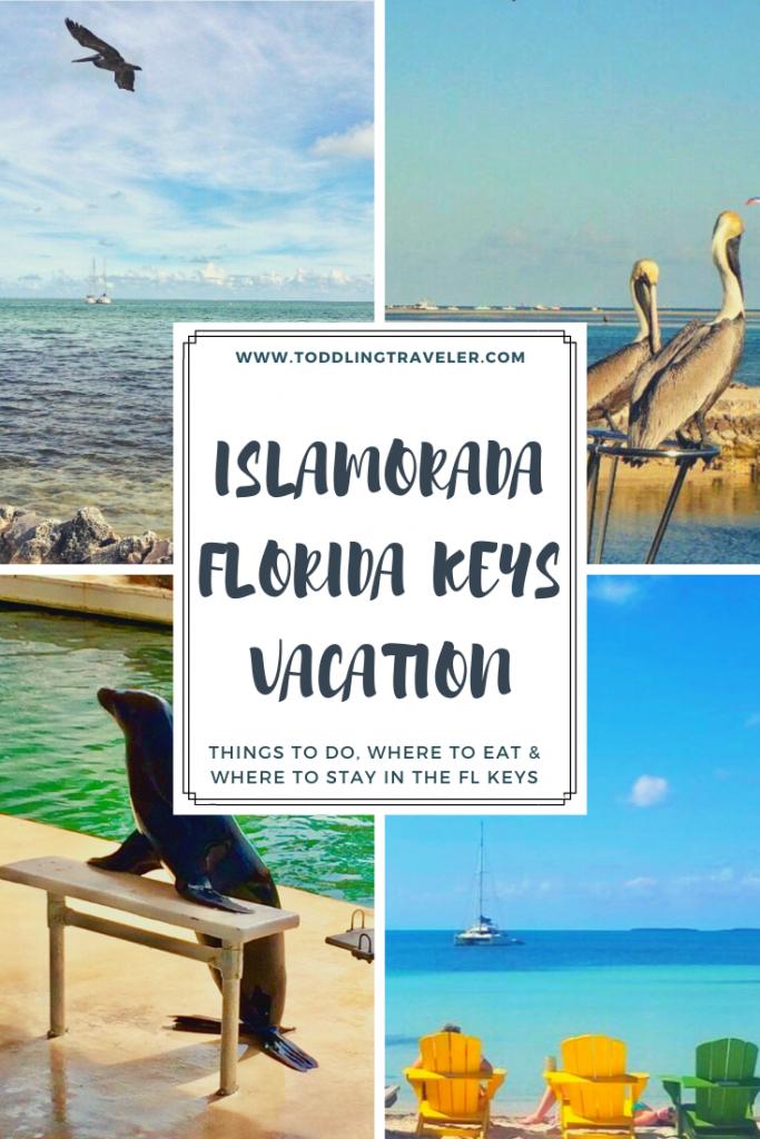 Islamorada, Florida Keys with Kids Toddling Traveler