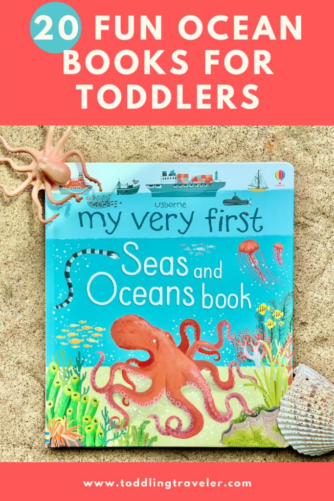 Ocean Books for Toddlers Toddling Traveler