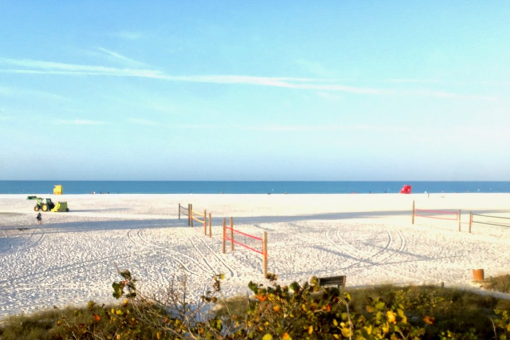 Siesta Beach Toddling Traveler