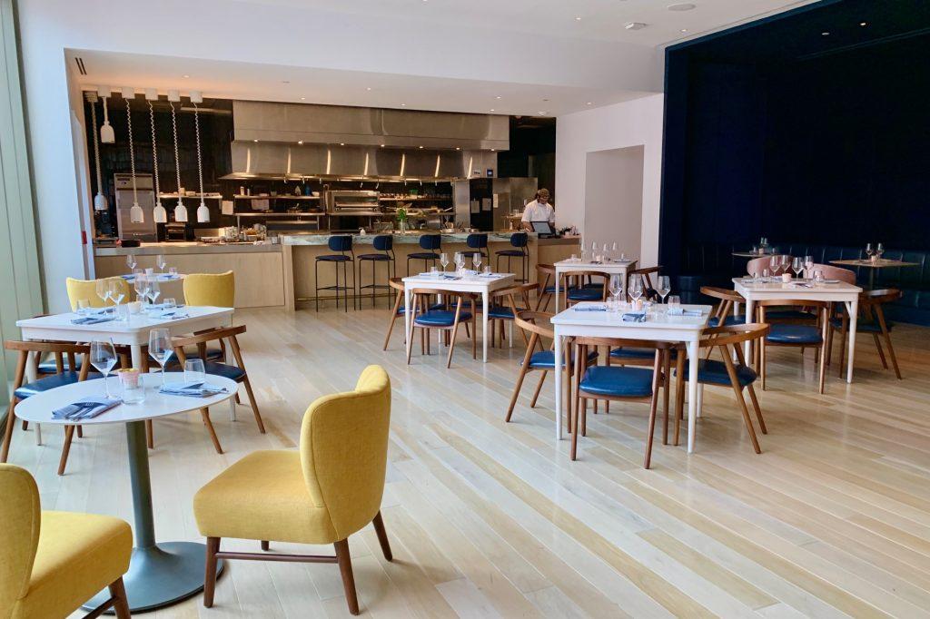 Quirk Hotel Charlottesville Restaurants Fine Dining