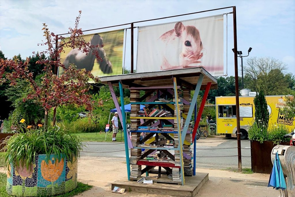 IX Art Park Charlottesville Farmers Market