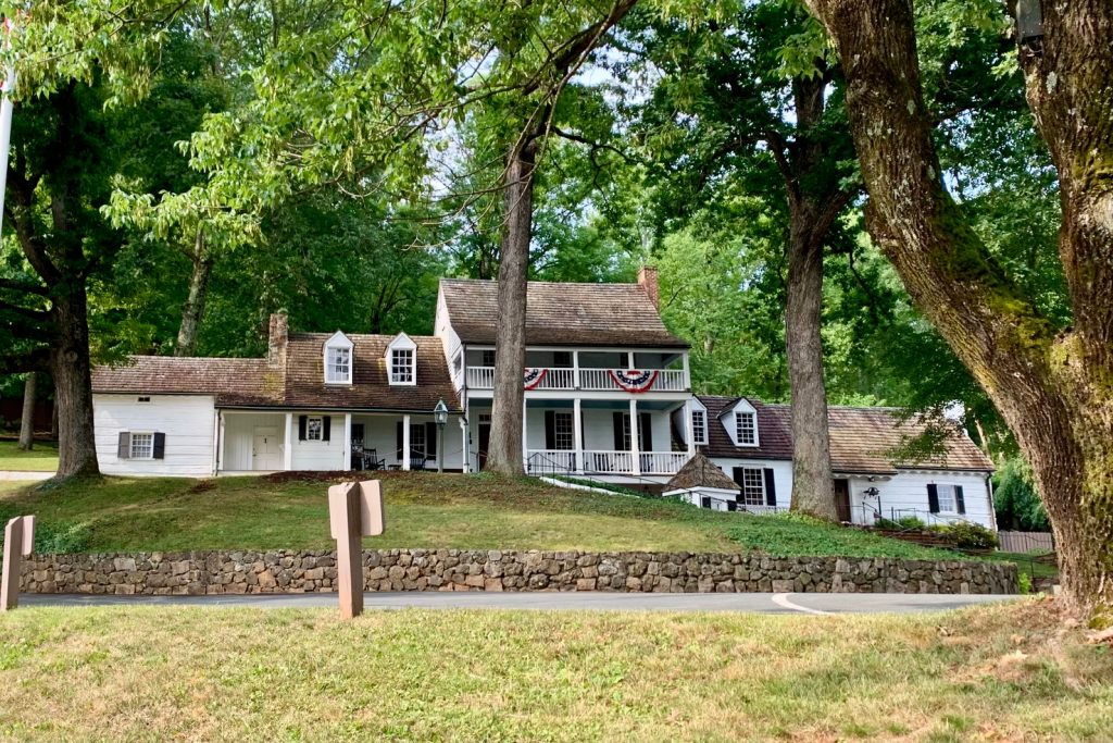 Michie Tavern Near Monticello