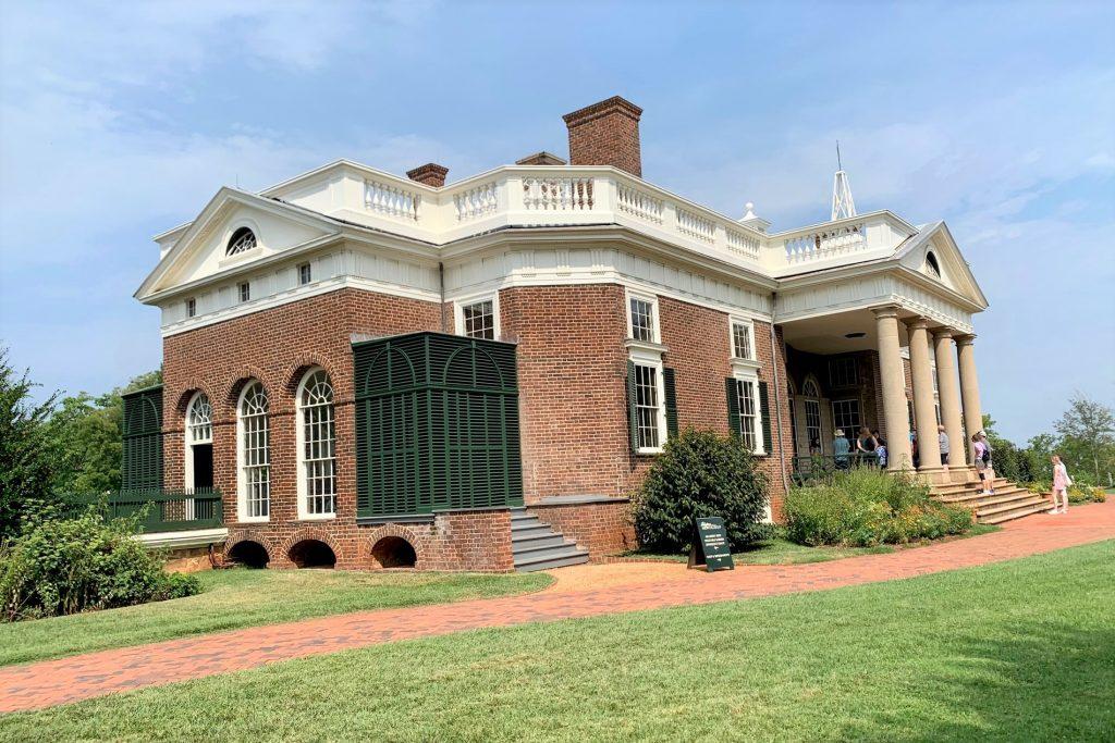 Thomas Jeffersons Monticello day trip